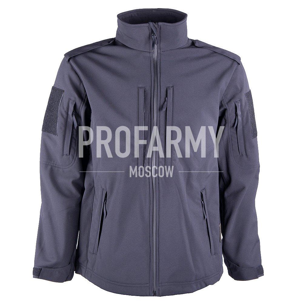 Куртка Mistral XPS16 черный, Куртки из Softshell и Windbloc - арт. 865100329