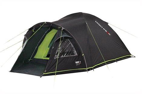 Палатка Talos 4 тёмно-серый/зелёный, 320х240х130см, 11510, Палатки четырехместные - арт. 824750322