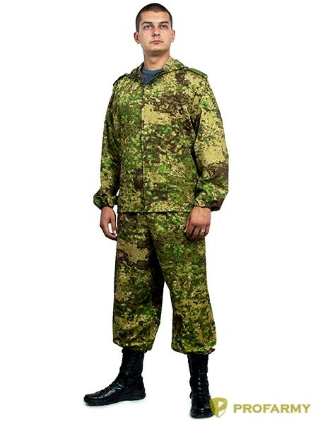 Костюм защитно-маскировочный КЗМ-4 GreenZone, Тактические костюмы - арт. 1051350259