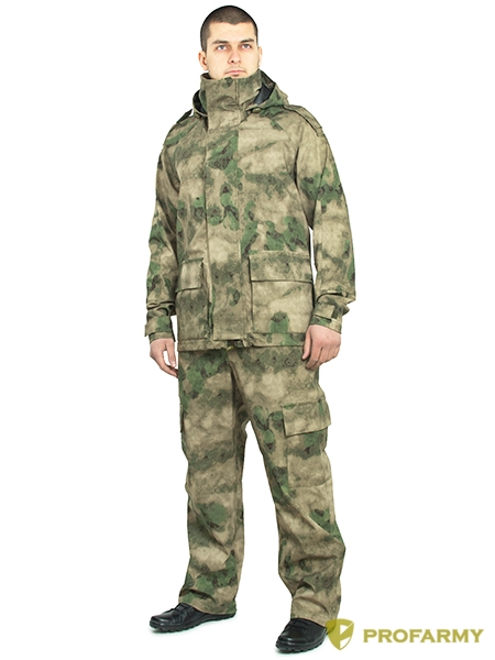 Костюм мембранный Rain off TPM-17 FG, Тактические костюмы - арт. 1051550259