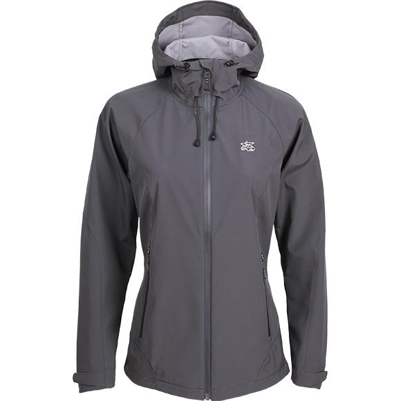 Куртка женская Proxima SoftShell серая, Куртки из Softshell и Windbloc - арт. 949690329