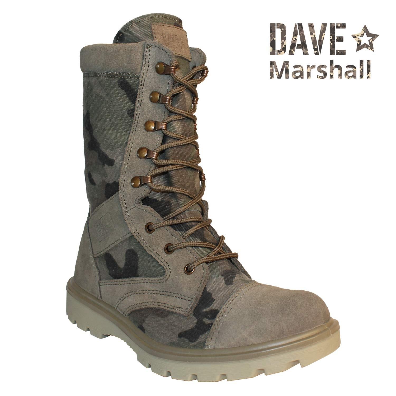 Ботинки кожаные облегченные с высокими берцами AZIMUTH K-9, Ботинки с высокими берцами - арт. 1034970245