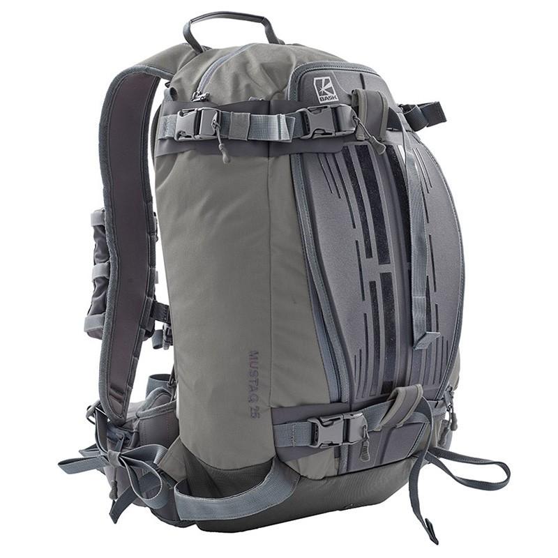 Рюкзак BASK MUSTAG 25 темно-серый, Рюкзаки для горных лыж и сноуборда - арт. 853520286