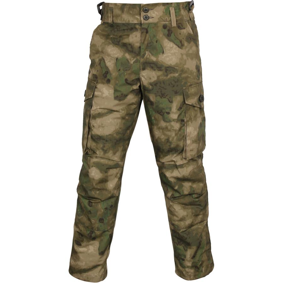 Брюки SAS с подстежкой мох, Зимние брюки и полукомбинезоны - арт. 1042160348