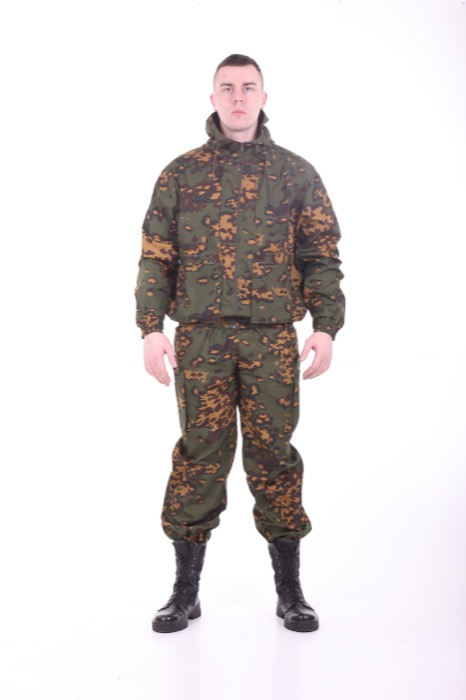 Костюм Тактика-2 рип-стоп flecktarn, Костюмы - арт. 995130127