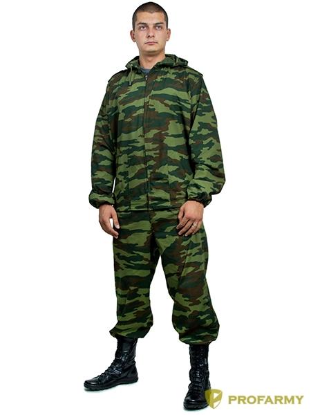 Костюм защитно-маскировочный КЗМ-4 флора, Тактические костюмы - арт. 1051410259
