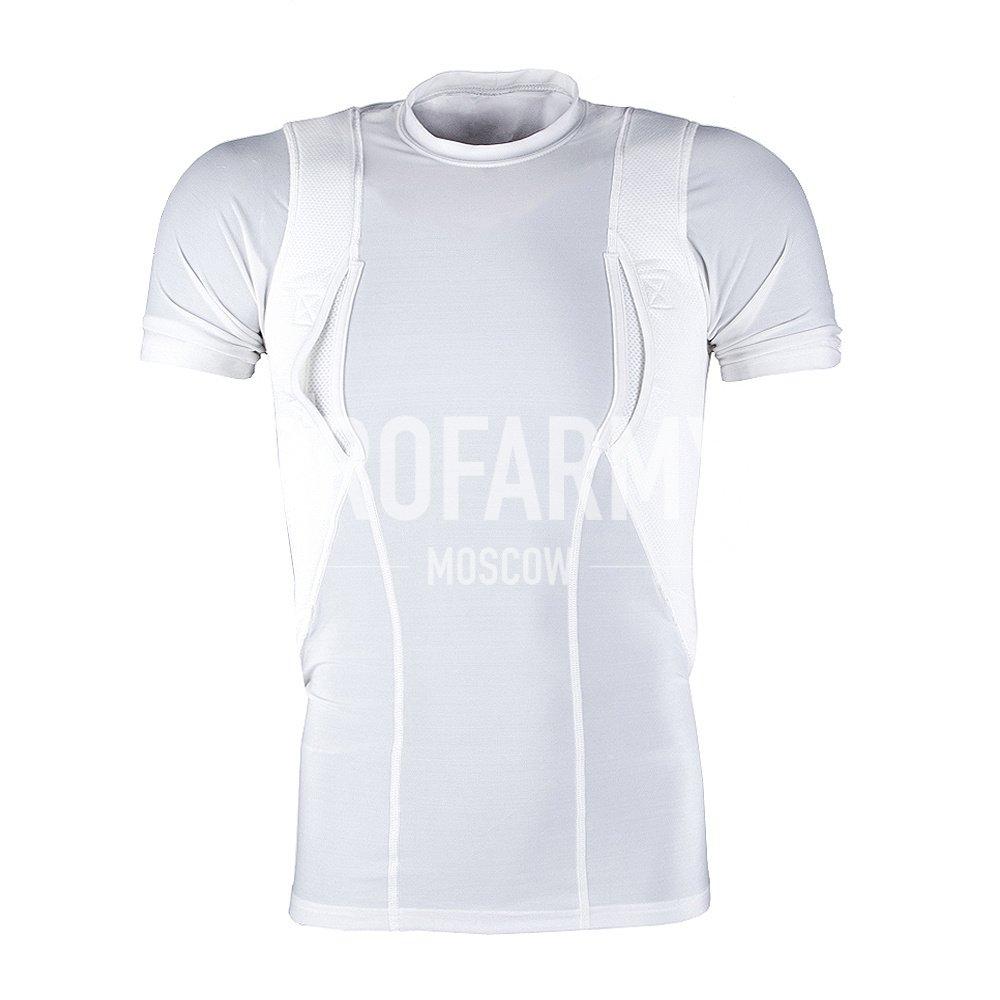 Купить Футболка тактическая 5.11 Holster Shirt 40011 (белый), 5.11 Tactical Series