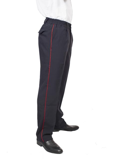 Брюки Полиция мужские полушерсть, Форменные брюки - арт. 1019270347