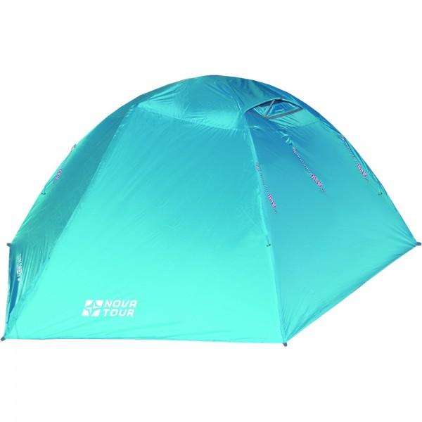 Палатка для похода Nova Tour Эксплорер 3 V3, Палатки трехместные - арт. 891300321
