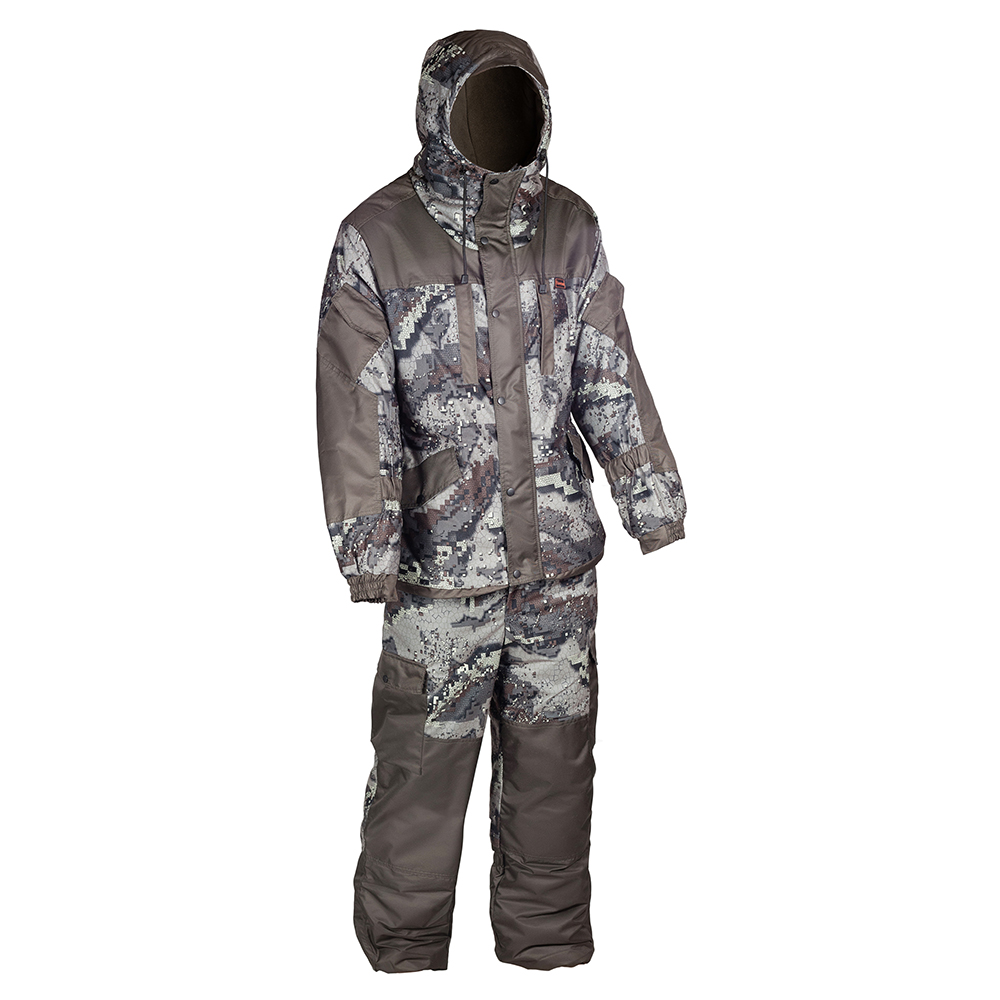 Костюм зимний Ангара со снегозащитными гетрами (ткань Алова), Костюмы для охоты - арт. 925160399