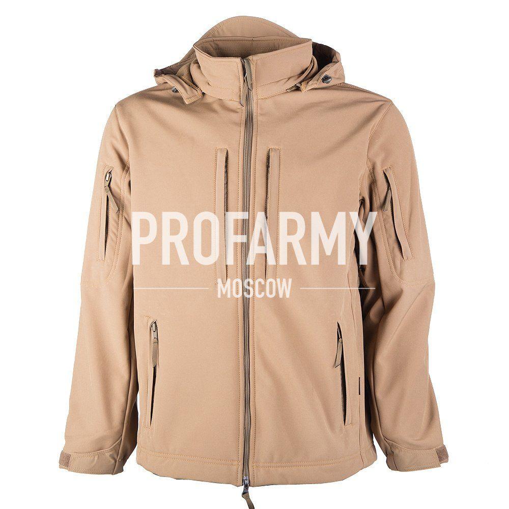 Куртка Mistral XPS07-4 (coyote brown), Куртки из Softshell и Windbloc - арт. 1052310329