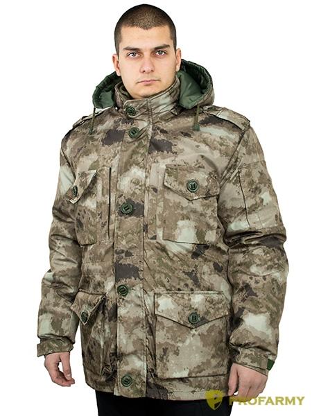 Куртка Смок-3 конвас песок, Демисезонные куртки - арт. 1053090334