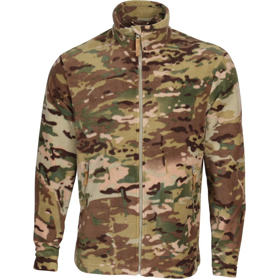 Куртка Кречет флис multipat (multicam), Куртки из Polartec и флиса - арт. 1070360330