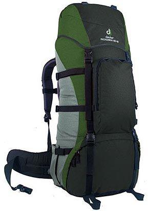 Рюкзак Patagonia 70+15 anthracite-pine, 43957.432, Трекинговые рюкзаки - арт. 1066380269