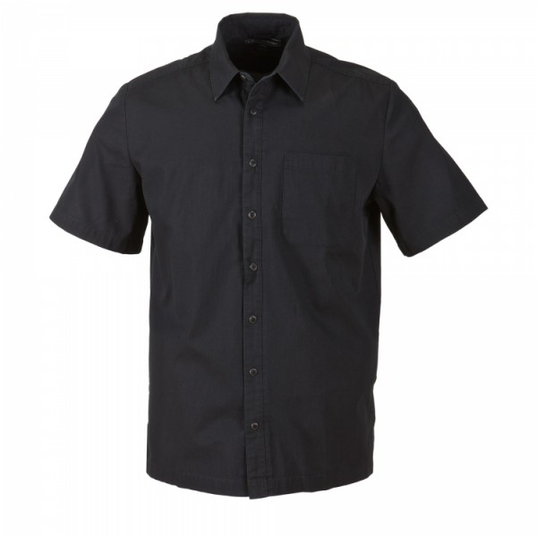 Рубашка 5.11 Covert classic, короткий рукав, 71198 black - артикул: 908790266