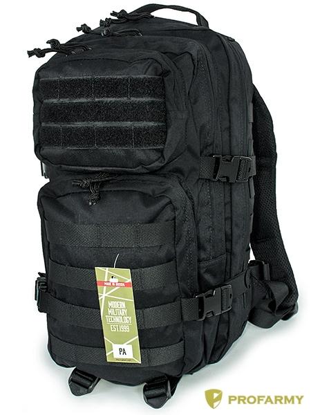 Рюкзак Assault черный 30 л, Тактические рюкзаки - арт. 1057590264