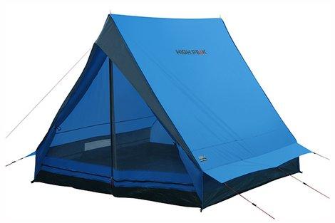 Палатка Scout 2 синий/тёмно-серый, 210х140х130 см, 11400, Палатки двухместные - арт. 617200320