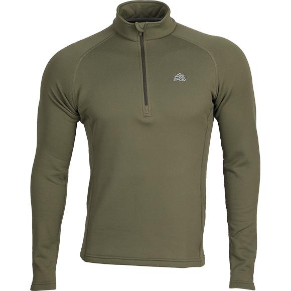 Термобелье пуловер Power Stretch олива - артикул: 852060185