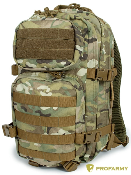 Рюкзак Assault мультикам 30 л, Рюкзаки - арт. 1057560164