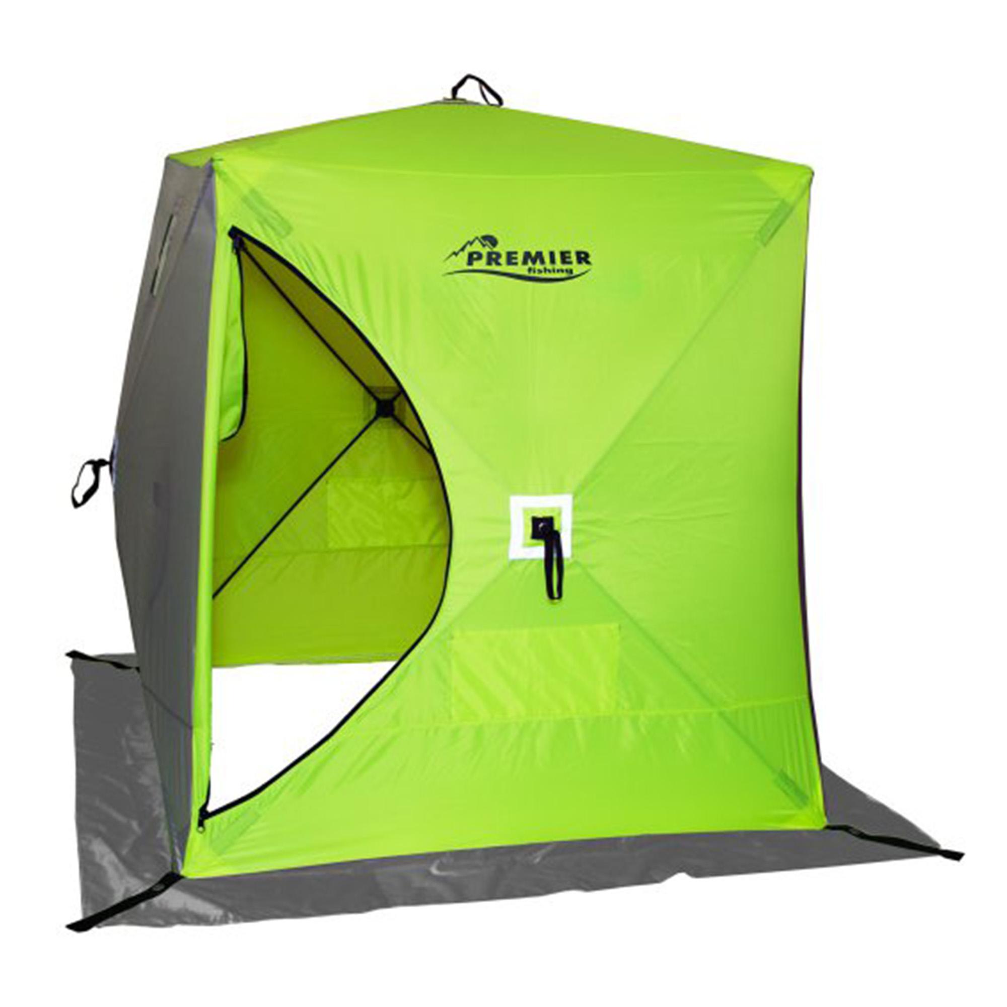 Палатка-куб зимняя PREMIER (1,8х1,8), Палатки - арт. 1128330162