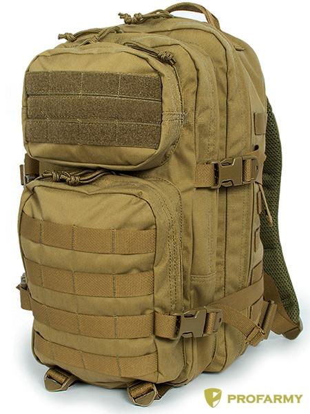 Рюкзак Assault coyote 30 л, Рюкзаки - арт. 1057540164