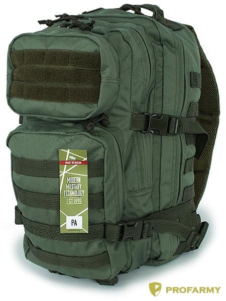 Рюкзак Assault олива 30л, Рюкзаки - арт. 1057570164