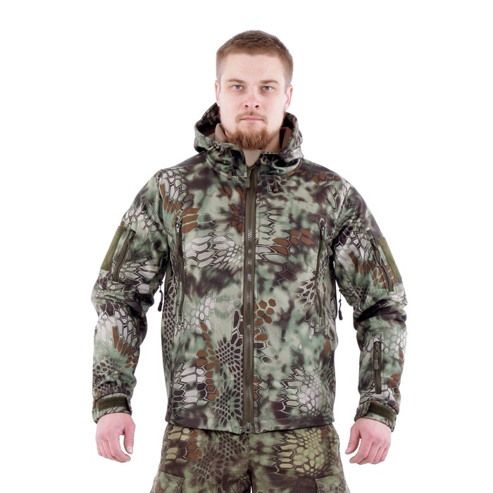 Куртка Keotica Патриот Softshell mandrake, Куртки - арт. 984370156