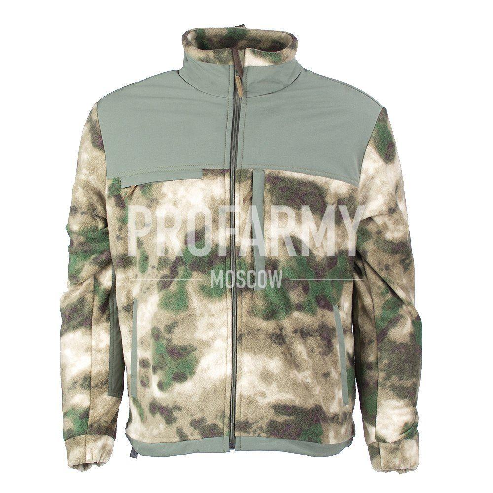 Куртка HUSKY-3 2LPF260 (мох), Куртки из Polartec и флиса - арт. 1049530330