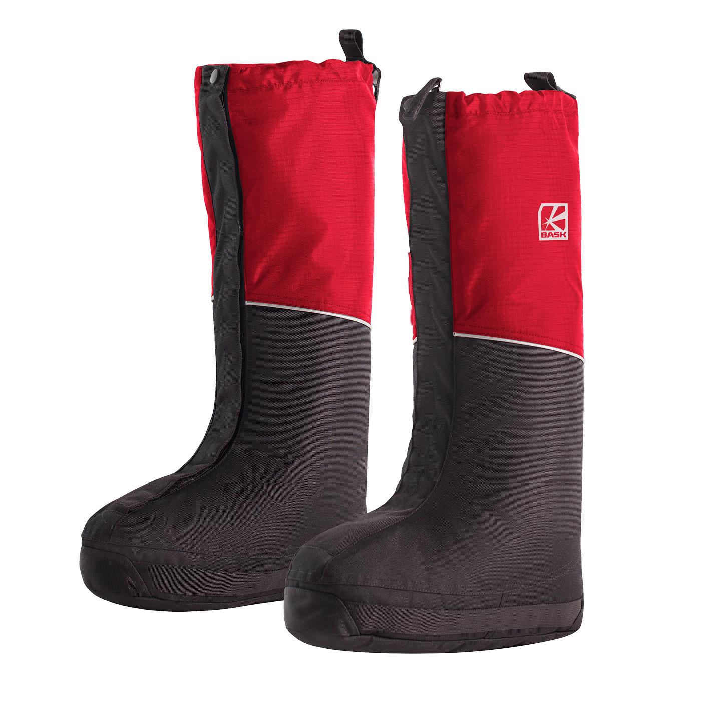 Альпинистские бахилы BASK LEGGINS V2 (красный/черный), Бахилы - арт. 996520367