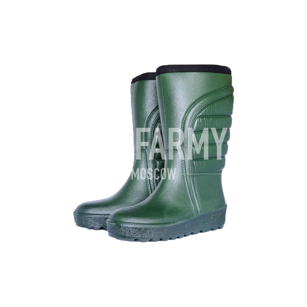 Сапоги POLYVER Winter зеленые, Сапоги - арт. 909760175