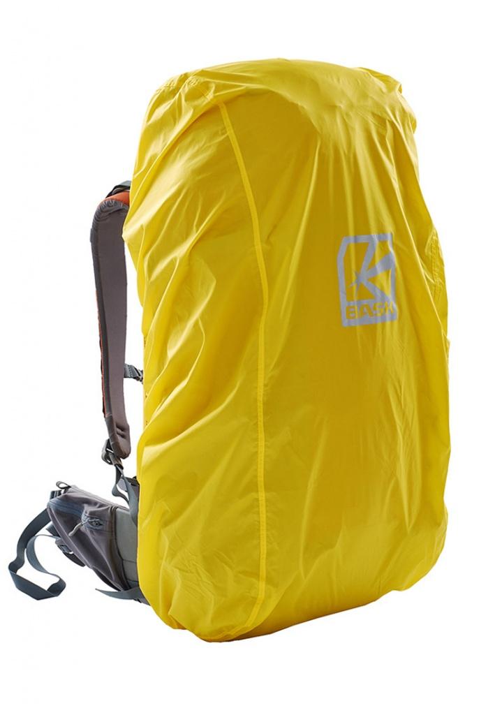 Накидка для рюкзака BASK RAINCOVER XXL (135 литров) желтая, Чехлы и накидки для рюкзаков - арт. 853410294