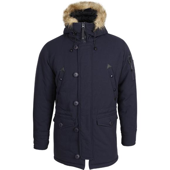 Куртка Fairbanks темно-синяя