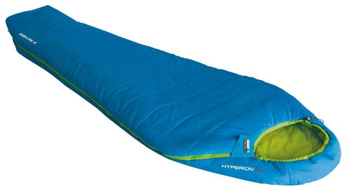 Мешок спальный Hyperion 1L голубой/зеленый, 82х225см, 1275 г, 23365, Спальники - арт. 1039420165