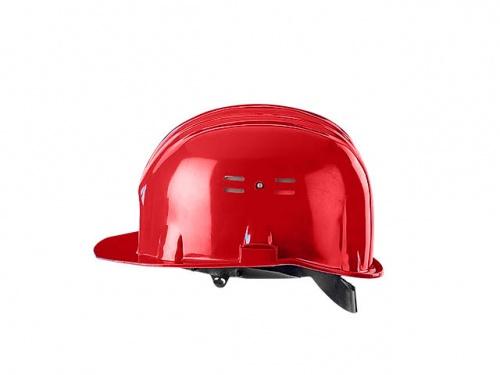 Каска промышленная Исток красная