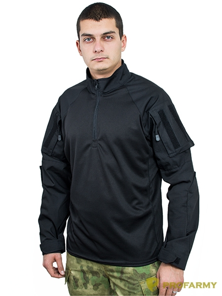 Рубашка тактическая (черный), Рубашки - арт. 1057440266