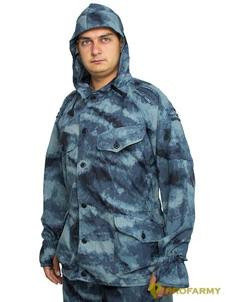 Костюм Сумрак MPPR-71 A-Tacs LE (туман, синий мох), Тактические костюмы - арт. 1067190259