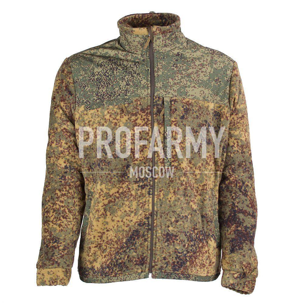 Куртка HUSKY-3 2LPF260 (пиксель), Куртки из Polartec и флиса - арт. 1049570330