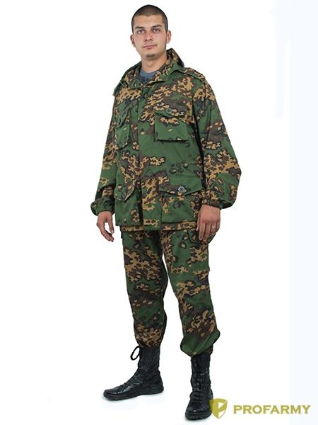 Костюм Партизан (лягушка) (рип-стоп 170), Костюмы для охоты - арт. 864550399