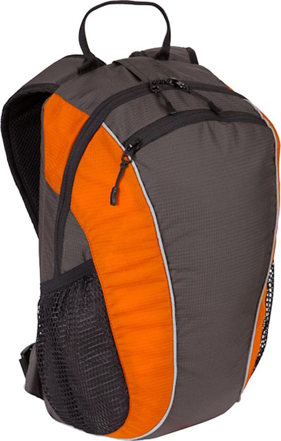 Купить Рюкзак BASK RACER 10 серый тмн/оранжевый, Компания БАСК