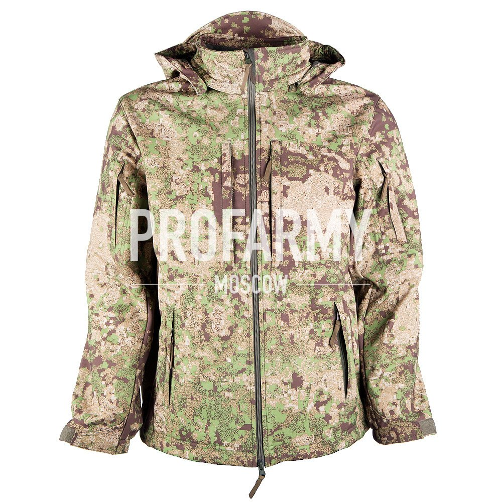 Куртка Mistral XPS58-4 (GreenZone), Куртки из Softshell и Windbloc - арт. 865160329