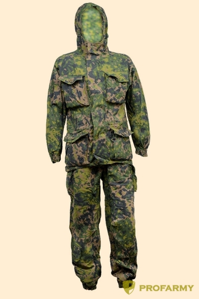 Маскировочный костюм летний модель Англия Егерь, Костюмы для охоты - арт. 865820399