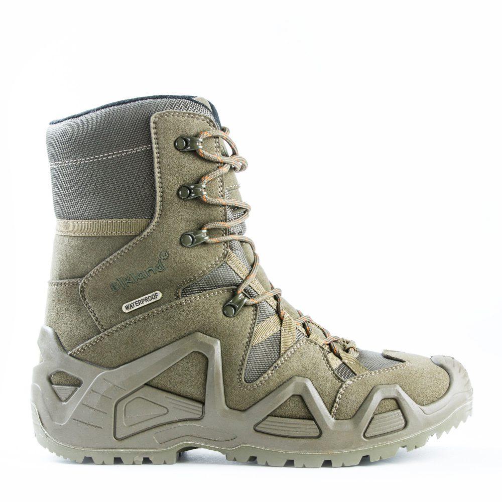 Треккинговые ботинки мужские 183 серия ELKLAND, Треккинговая обувь - арт. 1150200252