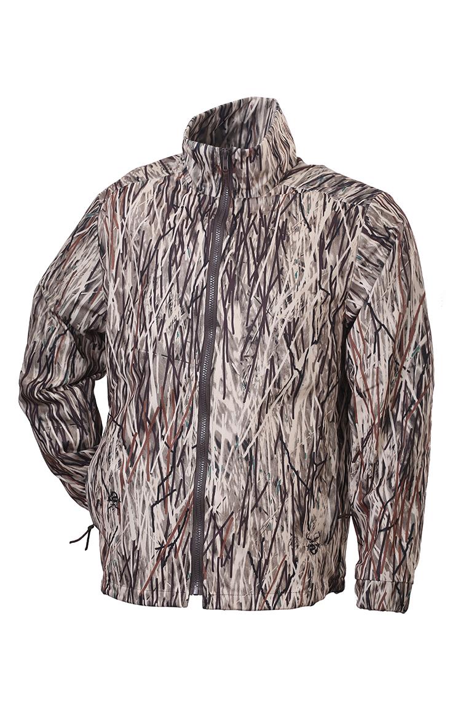 4241 куртка мембрана трикотажная