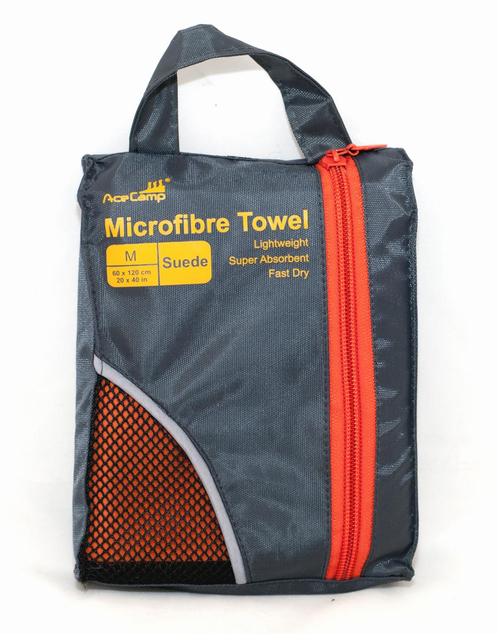 Полотенце из микрофибры Microfibre Towel Suede M, 5182, Туалетные принадлежности - арт. 816410398