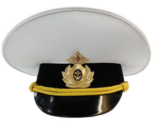 Фуражка ВМФ парадная модельная