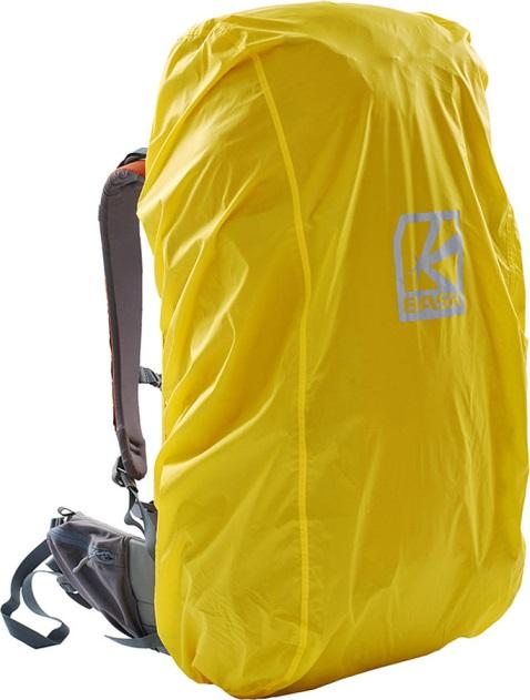 Купить Накидка для рюкзака BASK RAINCOVER XL 95-130 литров желтая, Компания БАСК