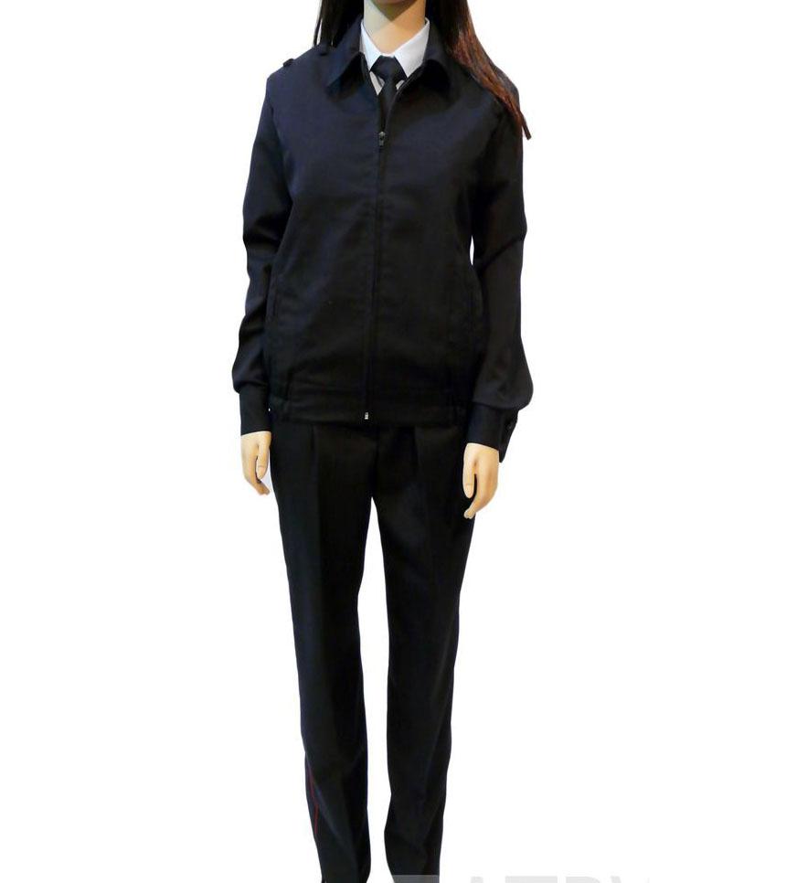 Костюм Полиция женский (ткань габардин), Форменные костюмы - арт. 1019360247