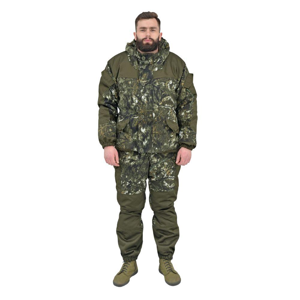 Костюм Горка зимний разм М лес