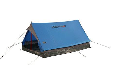 Палатка Minipack синий/серый, 120х190 см, 10155, Палатки двухместные - арт. 825200320