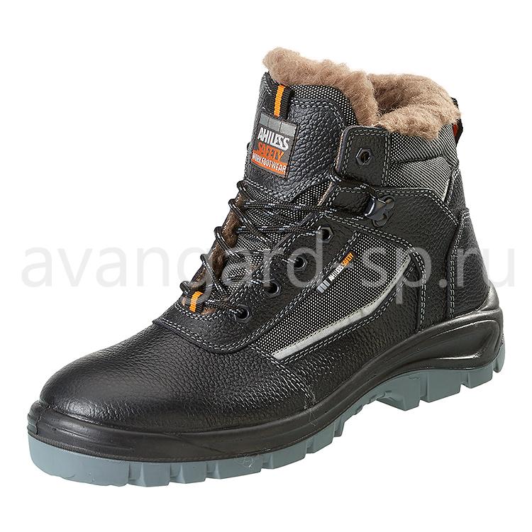 Ботинки  Корвет , шерстяной мех, МП (2411) - артикул: 713920242